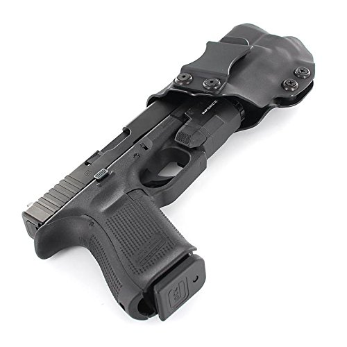 IWB Holster - Inforce APLc (Compact) - Black (Right-Hand, Glock 30S)