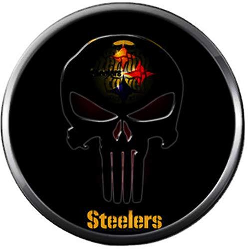 NFL Cool Dark Skull...
