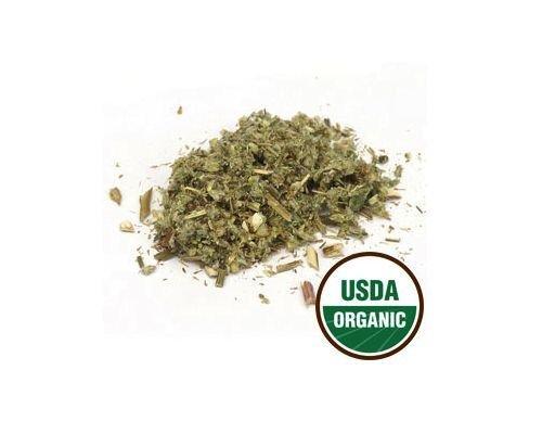 Certified Organic Mugwort Artemisia Vulgaris Wicca Pagan Dried Herb 16 oz(1 lb) by SS102 (Image #1)
