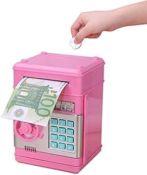 Hucha electrónica automática Cajero automático Contraseña Caja de ...