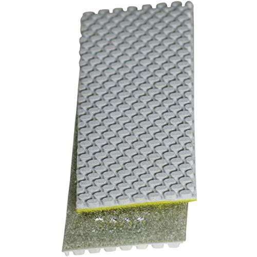 Stadea HPW110H Diamond Hand Polishing Pads Flexible for Concrete Glass Marble Stone Polishing, 7 Pads 1 Backing Pad Set by STADEA (Image #7)