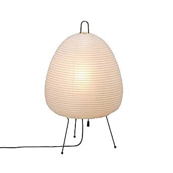 Isamu Noguchi Akari 1a Standing Light Washi Paper Lamp