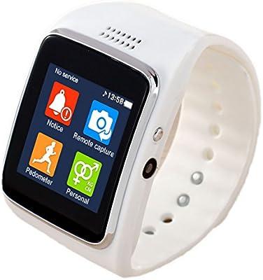 Pantalla Arqueada Bluetooth NFC Reloj Inteligente Amarre Pulsera ...