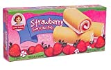 Little Debbie Snacks Strawberry Shortcake Rolls, 6-Count Box (Pack of 6)