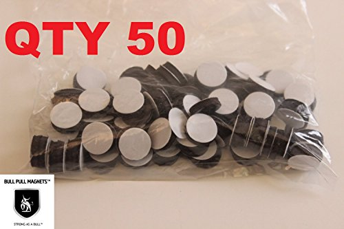 Adhesive Magnetic Circles Diameter Self adhesive product image