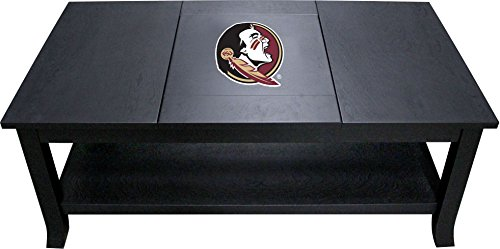 Imperial Officially Licensed NCAA Furniture: Hardwood Coffee Table, Florida State Seminoles (State Table Florida Game)