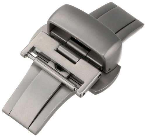 Push Button Deployant Buckle - 2