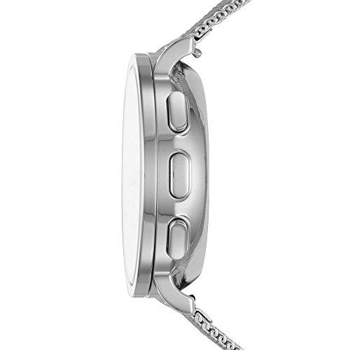 Skagen Connected Men S Hagen Stainless Steel Hybrid Smartwatch