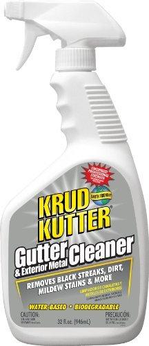Buy krud kutter gc32 gutter cleaner, 32-ounce