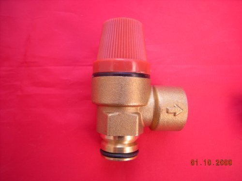 Alpha Boilers Pressure Relief Safety Valve 1.011126