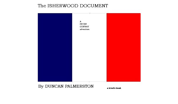 The Isherwood Document (A Peter Conway Adventure Book 1)