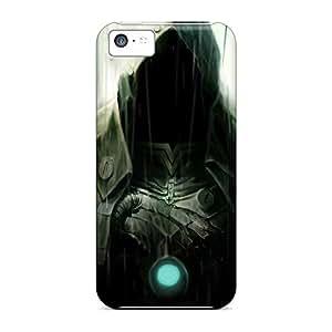 Shockproof Hard Phone Case For Iphone 5c (Aft10012AtLj) Unique Design Trendy Assassins Creed Image