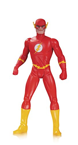 DC Collectibles Comics Designer Series: Darwyn Cooke The Flash Action (Designer Toy Figure)