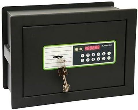 CAJA FUERTE EMPOTRABLE ELECTRICA 260X360X150/250 SUPRA 241020 ...