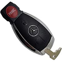 Replacement Keyless Remote Fob Key Shell Case For Mercedes Benz W203 W210 W211 AMG W204 C E S CLS CLK CLA SLK Classe No Chip IYZ3312
