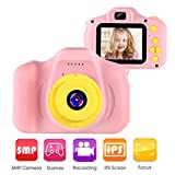 Best Camera For Kids - VATENIC Kids Camera Children Digital Cameras Toy 1080P Review