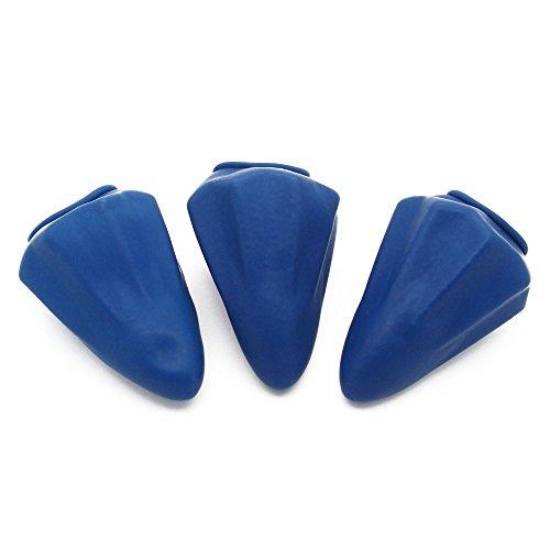 ポケットショット交換用 Proポーチ3個セット Pocket Shot ハイテク スリングショット パチンコ 青Proの商品画像