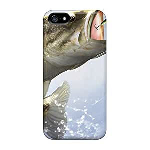 fashion case Awesome Design Bass case cover Xofga2jkW7g Cover For iphone 4s