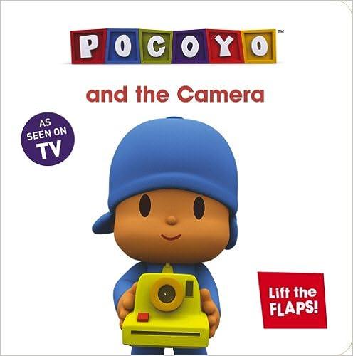 Book Pocoyo and the Camera