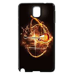 Guitar and music High Quality Pattern Hard Case Cover for For Samsung Galaxy Note 3 Case FKGZ429734