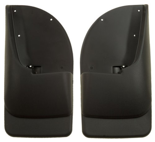 F-250 2004 Ford Husky - Husky Liners Rear Mud Guards Fits 99-10 F250/F350 w/o Flares