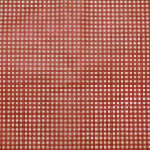 Red Gingham Tissue Paper 20