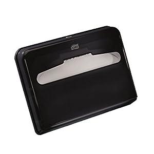 Tork 344088 Toilet Seat Cover Dispenser Black Amazon Com