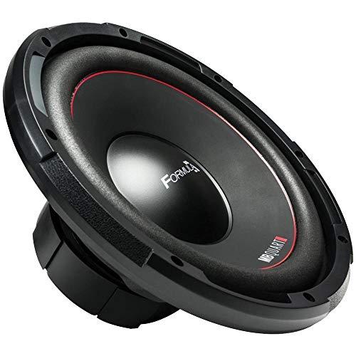 MB Quart Formula FW1-304 12 Inch Dual Voice Coil 800 Watt Car Audio Subwoofer