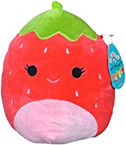Squishmallow 8 Inch Fruit Squad Collection Stuffed Animal, Super Pillow Soft Plush Toy Pal