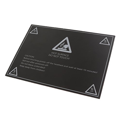 Homyl 3D Printer Heatbed Magnetic Sticker Heat Bed Hot Plate Aluminum Heatbed by Homyl
