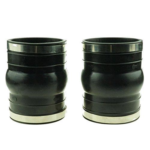 (uanofcn Exhaust Hose Bellows for Volvo Penta and OMC Cobra 3863450 3852741)