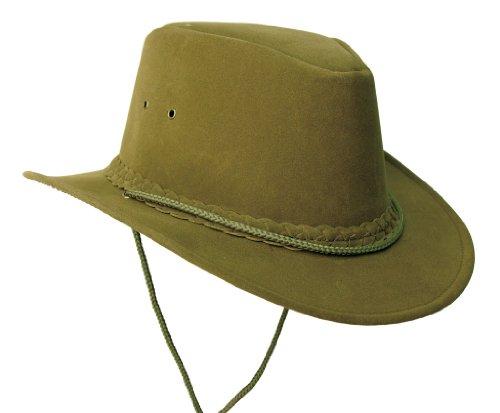 - KAKADU TRADERS AUSTRALIA, INC. Ceduna Soaka Hat - Olive - X-Large