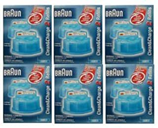 Braun CCR2 CCR-2 Clean & Renew Refill Cartridges (12 Cartridges) (B001S2J5DW)   Amazon price tracker / tracking, Amazon price history charts, Amazon price watches, Amazon price drop alerts