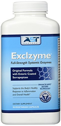 AST Enzymes Exclzyme, Systemic Enzyme (90 Capsules) by AS...