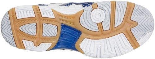 White Sneaker Herren lightning Blue jet Weiß Asics w6txqp6
