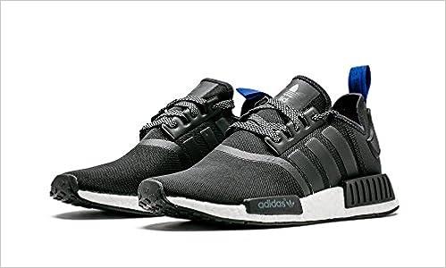 Adidas Nmd R1 Blue Tab Core Black S31515 Size 11 5