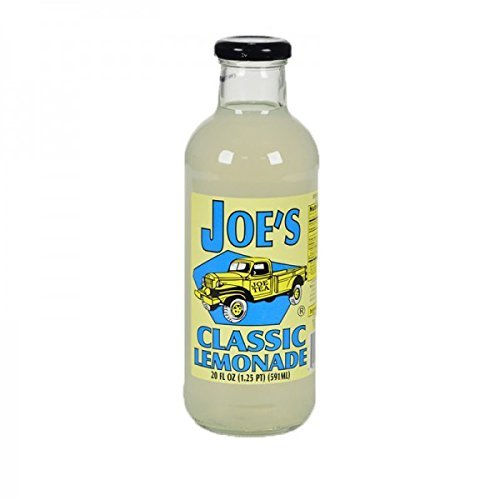 JOE TEA Classic Lemonade Tea, 20 FZ by TLC
