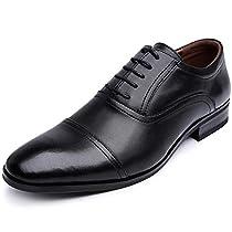[ロムリゲン] ビジネスシューズ 紳士靴 メンズ レースアップ 内羽根 ...
