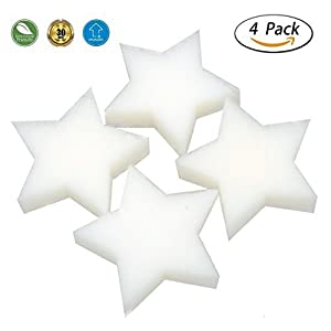 Scum Star Oil Absorbing Sponge- IdentikitGift 2017 New Design Perfect for Collecting...