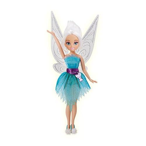Disney Fairies – Clochette et la Créature Légendaire – Fée Cristal – Poupée 22 cm