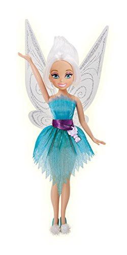 Disney Fairies Periwinkle with Baby Fox Charm Doll