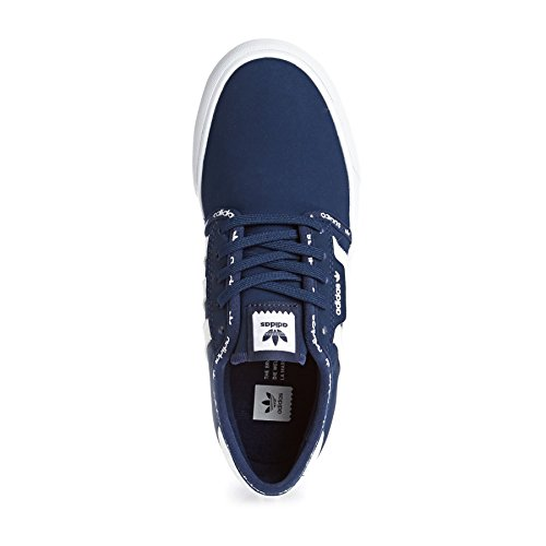 adidas SEELEY J - Zapatillas deportivas para Niño, Azul - (AZUMIS/AZUMIS/FTWBLA) 29