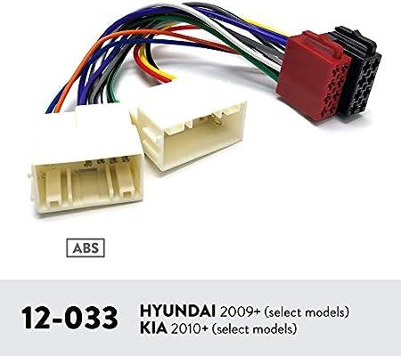 UGAR 12-033 Arnés para Hyundai 2009+ (Seleccionar modelos) / KIA ...