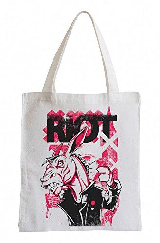 Riot Cooler Party Jutebeutel