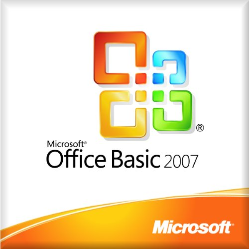 (Microsoft Office Basic 2007 with Office Pro 2007 Trial Kit [Old Version])