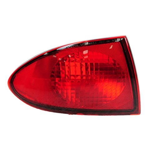 Taillight Taillamp Rear Brake Light LH Left Driver for 00-02 Chevy Cavalier