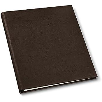 Bonded leather presentation binder with window – jenni bick.
