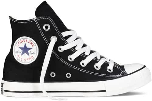 Converse Unisex Chuck Taylor All Star High Top Sneakers Black/White
