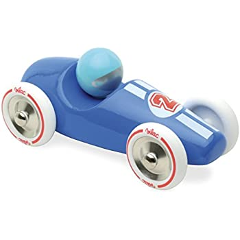 Amazon Com Vilac Speedster Race Car Toy Red Push And