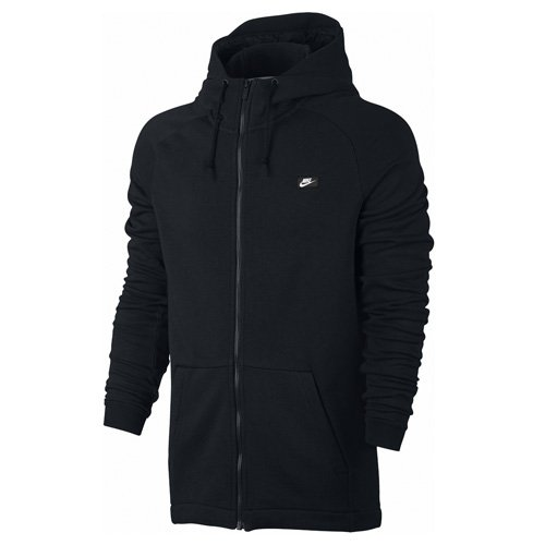 Nike mens M NSW MODERN HOODIE FZ FT 805130-010_XL - - For Shop Nsw Sale